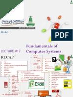 Lecture17 IE321 DrAtifShahzad JS