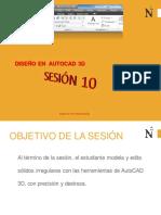 10º CLASE Autocad 3D Parte 2