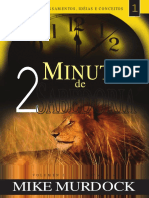 Mike Murdock - Dois Minutos de Sabedoria
