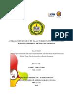 Gambaran Tingkat Pengetahuan Ibu Dalam Pemilihan Jenis Kontrasepsi Di Puskesmas Kradenan 2 Kabupaten Grobogan