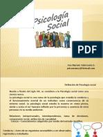 Breve Historia de La Psicologia Social 1