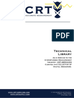 Theory and Application of Pulse Interpolation to Prover Systems 4140