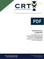 Fundamentals of Liquid MEasurement III - Dynamic