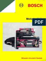 Motorindítók