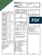 Paleo Diet Food List PDF