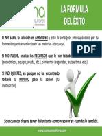 La Formula del Exito.pptx