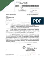 Informe de Auditoría de la Contraloría Nº 712-2017-CG-MPROY-AC