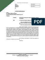 Oficio Al Procurador Acta de Acuerdo Corrija