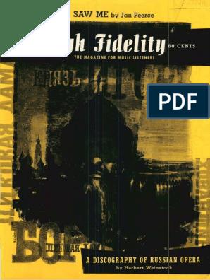 High Fidelity November 1956 | Loudspeaker | Phonograph