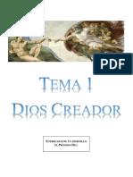 Tema 1. Dios Creador