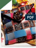 Woven Ribbon Bag Instructions Pattern