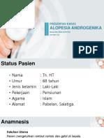 Presentasi Kasus Alopecia Androgenika