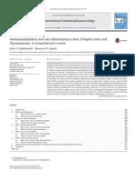 Immunomodulatory and Anti-Inflammatory Action of Nigella Sativa and Thymoquinone