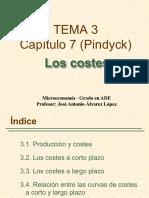 Tema 3-Los Costes