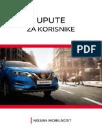 RCI NissanMobilnost Upute Za Korisnike