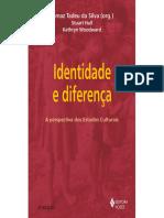 Tomaz Tadeu da Silva_ Stuart Hall_ Kathryn Woodward-Identidade e Diferença - A perspectiva dos Estudos Culturais-Vozes (2009).epub
