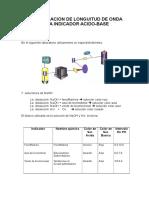 DETERMINACION DE LONGUITUD DE ONDA PARA INDICADOR ACIDO5.doc