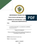 Tesis Liquidez - Ecuador