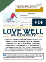 1118 KICS Newsletter