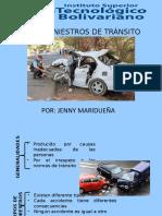 LOS SINIESTROS DE TRÁNSITO.pptx