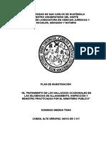 Plan de Investigacion Tesis Medina Toma. Domingo.