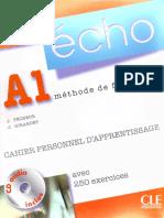 Echo A1 Cahier Personnel d'Apprentissage.pdf 1