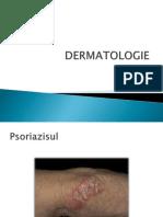 Dermatologie Cursul 2