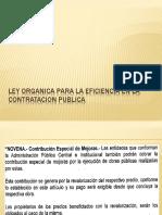Ley Eficiencia Contratación Publica .pptx