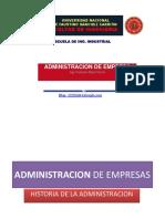 CLASE 1. HISTORIA DE LA ADMINISTRACION DE EMPRESAS.pptx