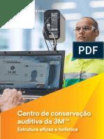 Guia do Centro de Conservação Auditiva da 3M.