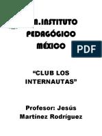 Club Los Internautas Primaria