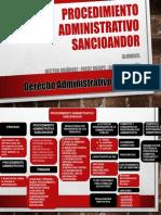 Procedimiento administrativo sancioandor