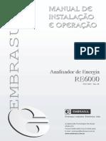 Manual RE6000