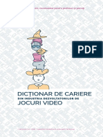 Dictionar Cariere Video Gaming Techsoup GameDev