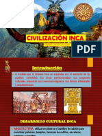 Power Point Incas