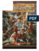 Warhammer Fantasy Roleplay 2ed PL