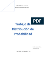 Actividad de Distribucion de Probabilidad
