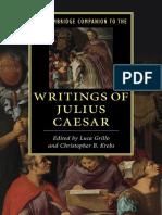 The Cambridge Companion to the Writings of Julius Caesar - Luca Grillo & Christopher B. Krebs.epub