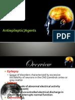 Antiepileptic Agents