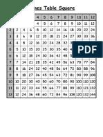 Times Table Square.pdf