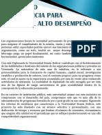 Diplomado Gerencia Para El Alto Desempeño-1