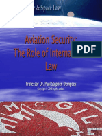 Presentation on Conventions in Air Law