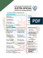 Boletín 05.11.2018
