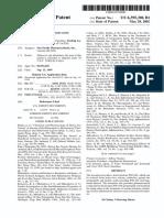 U.S. Pat. 6,395,306. Bee Venom Protein and Gene, 2002.
