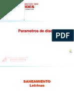 Diseño Saneamiento