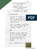 Notes ltd