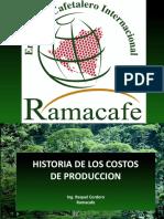 Costos de Produccion en Cafe