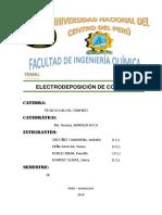 1 Electrodeposicion de Cobre