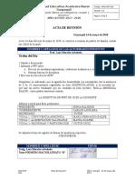 Ang-For 029 Acta de Reunión Ppff No.1
