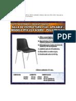 Especificaciones Tecnicas Ambientes -Obras Provi-Aba